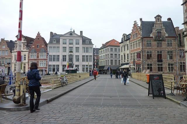 296 - Gent, Gand, Gante