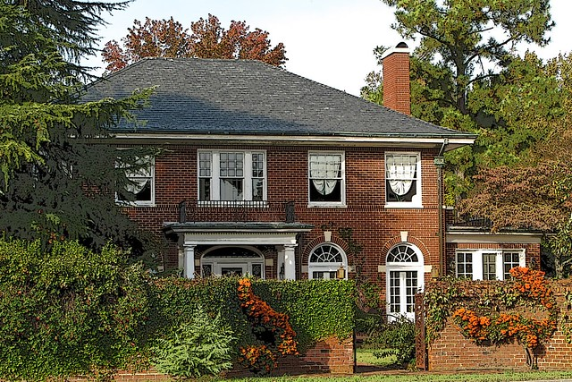 BEAUTIFUL OLD BRICK HOME Flickr Photo Sharing