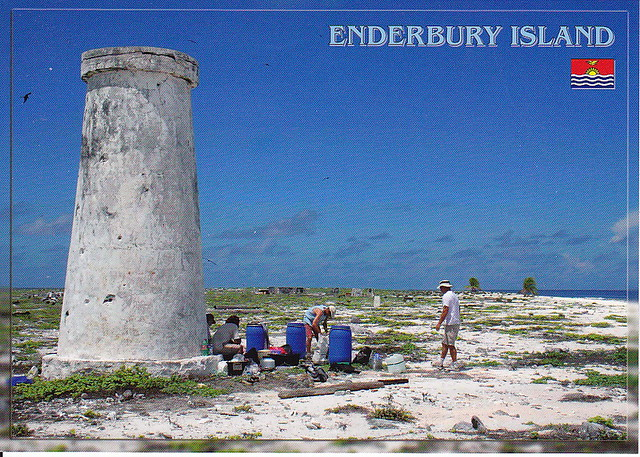Phoenix Islands Protected Area, Kiribati (Abandoned ...