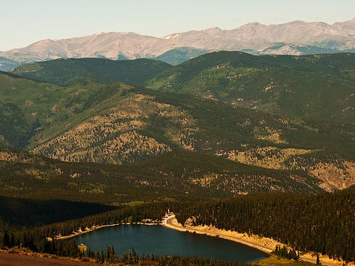 mountains nature landscape colorado lakes scenicviews