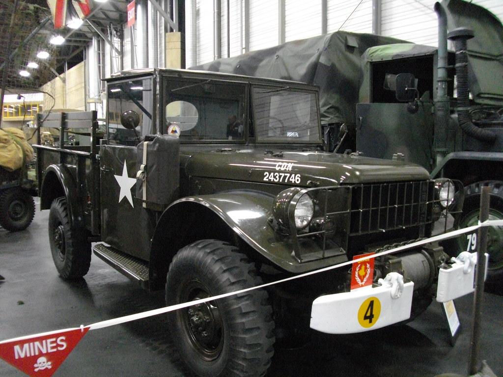 1952 Dodge M37 3/4 Ton