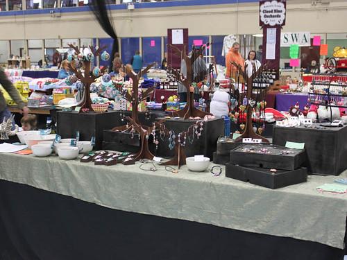 Fall Gun & Hobby Show Booth