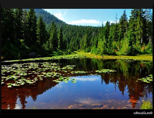 summer mountain lake canada black west reflection nature vancouver nikon near yew arun d90 nikond90