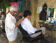 Street life & small businesses in Nha Trang, Vietnam