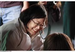 Tsai Ing-wen 蔡英文 五都選舉