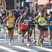 NYC Marathon Lead Men Approach 8 Mile Mark by cholmesphoto