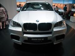BMW World Singapore X6 M