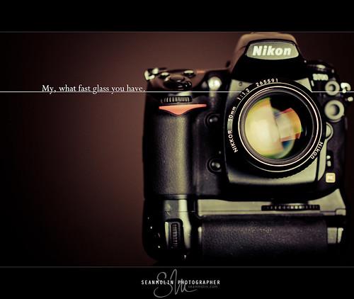 lensa prime 50mm
