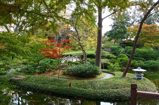 Japanese Garden Ft Worth A Scene In The Japanese Garden Flickr Photo Sharing