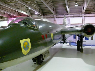 English Electric Canberra PR3
