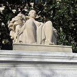 Washington DC - Federal Triangle: National Archives Building - Heritage