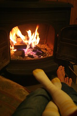 sitting by the fire2