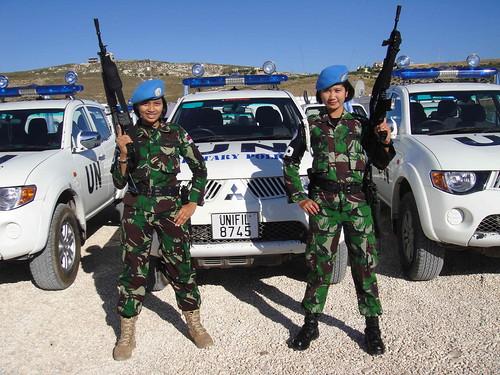 Wan TNI di UNIFIL 2010 3