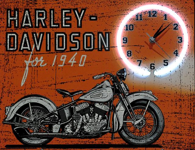 Vintage Harley Signs 62