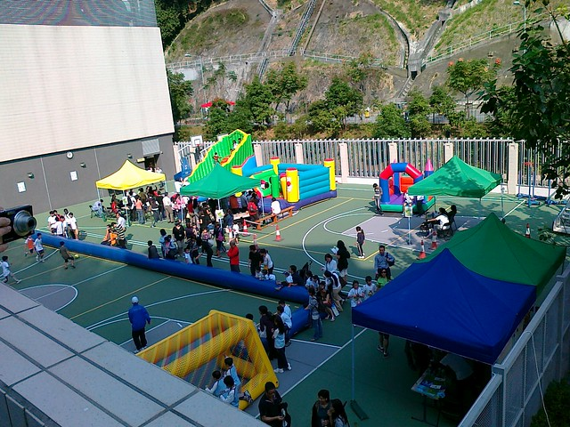 Primary School Building Playground Flickr Photo Sharing