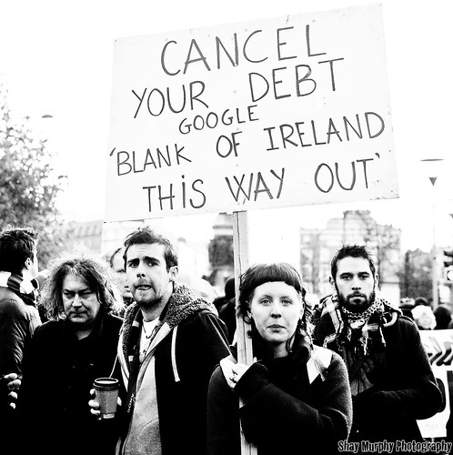 Dublin Protest March 27/11/10