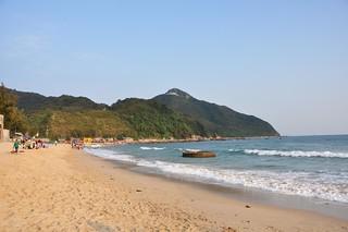 Изображение 西冲沙滩.