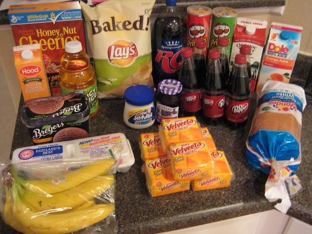 Rc Cola And Peanuts: I've Never Had Eggnog Before