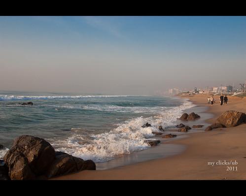 india beach sunrise vizag andhrapradesh