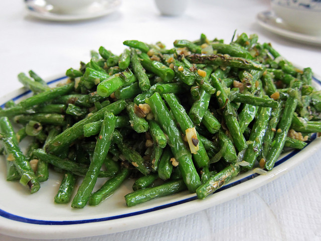 Dry Fried Green Beans | Flickr - Photo Sharing!