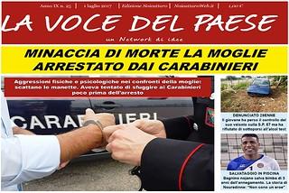 Noicattaro. Prima pagina n.25-2017 front