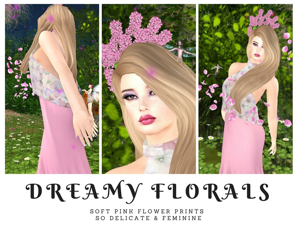 Dreamy Florals