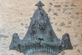 Figurengruppe von Martin Rainer zum 300-jährigen Klosterjubiläum
