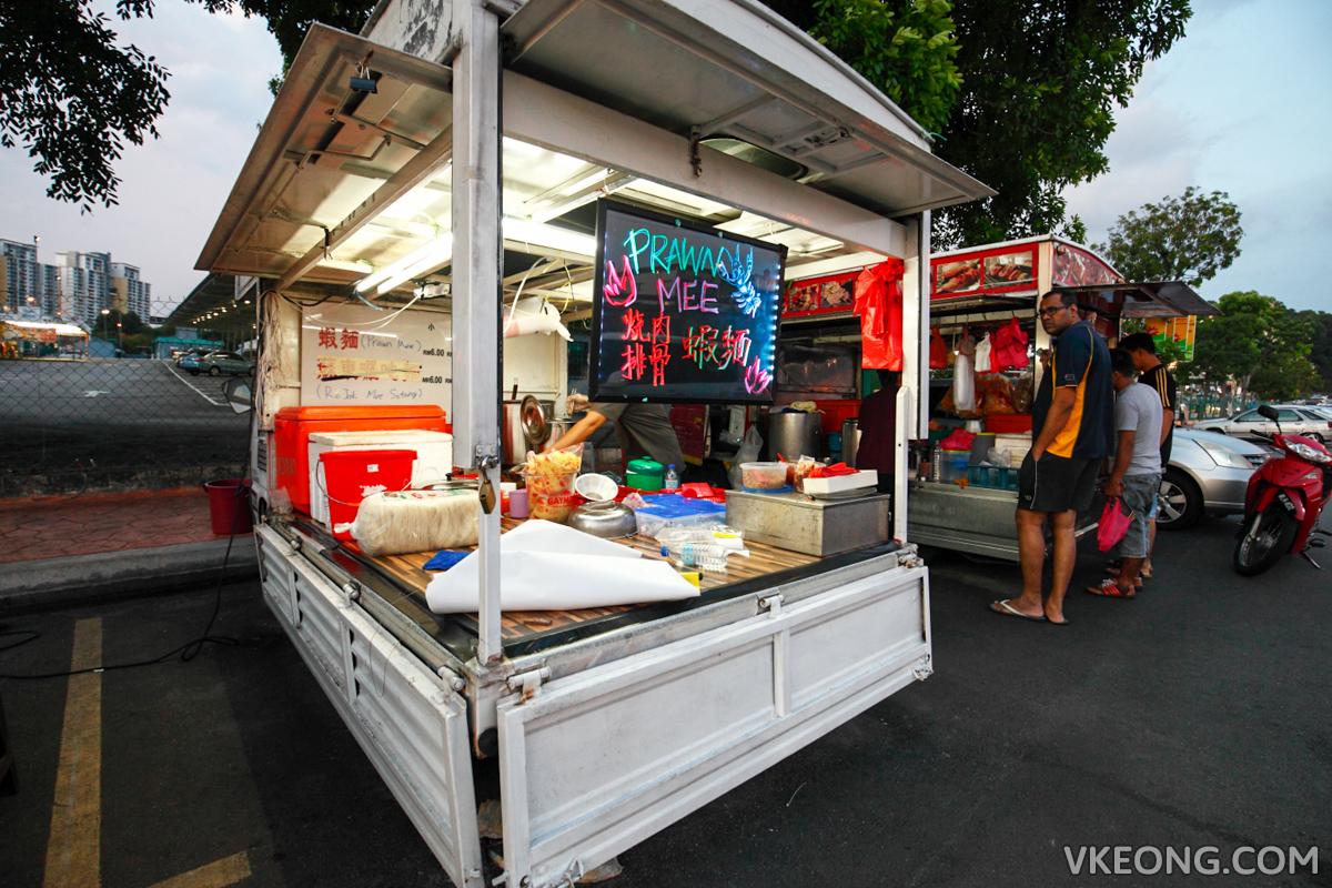 Prawn Mee Food Truck Bandar Puteri Puchong