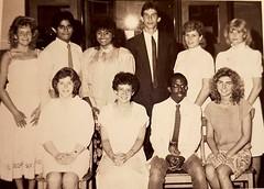 Class of 1987 senior awards ceremony