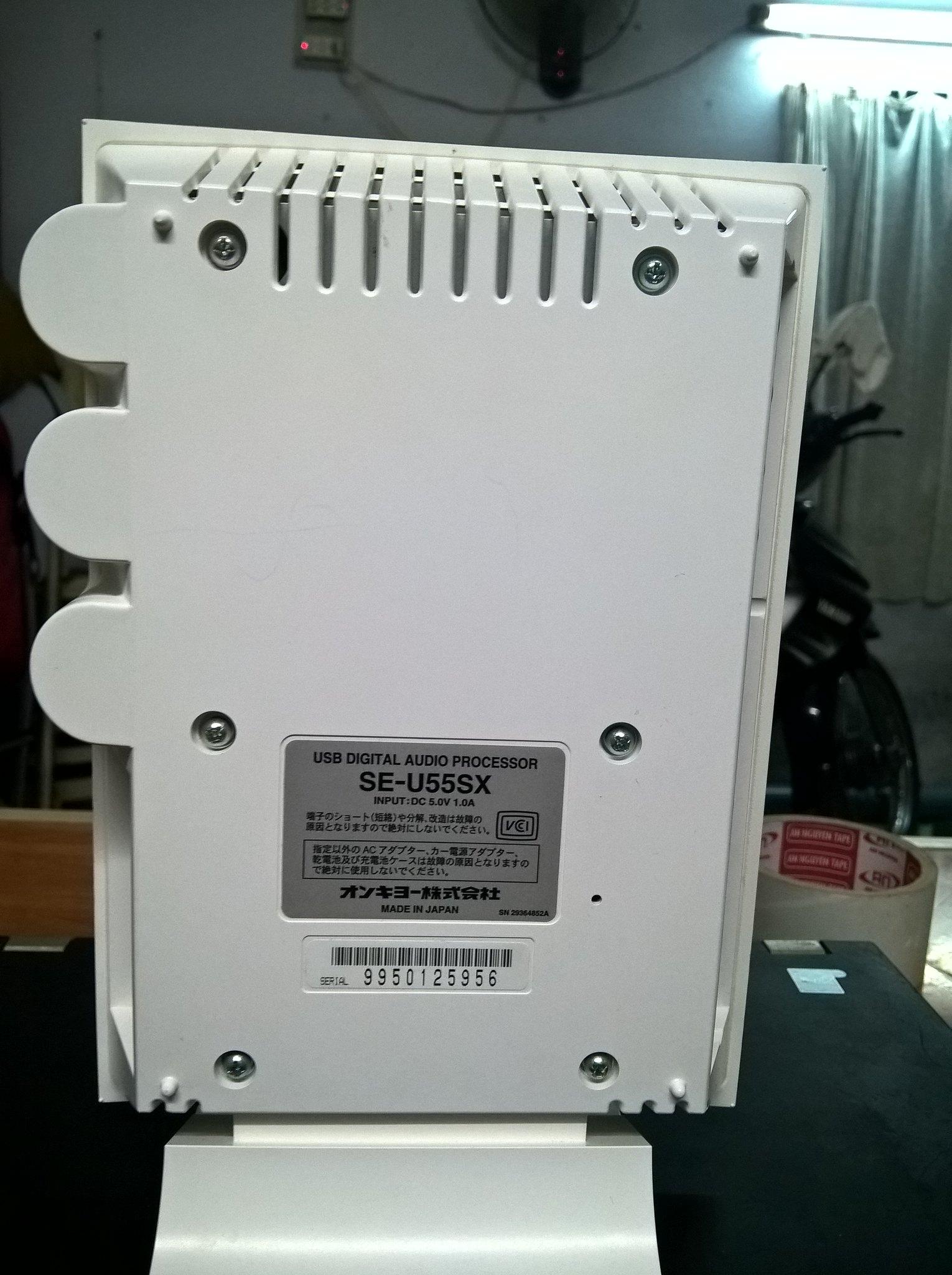Onkyo từ Japan - U55SX, U55SX2, 200PCI LTD, 200PCI, 150PCI, 90PCI - 1