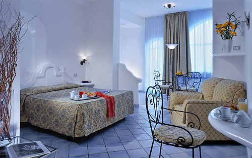Hotel Pasitea, Positano, Amalfi Coast, Italy, Bedroom by Ithip.com Hotel Collection