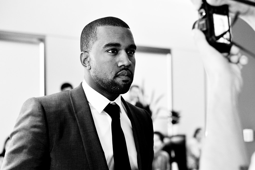 Visitor: Kanye West