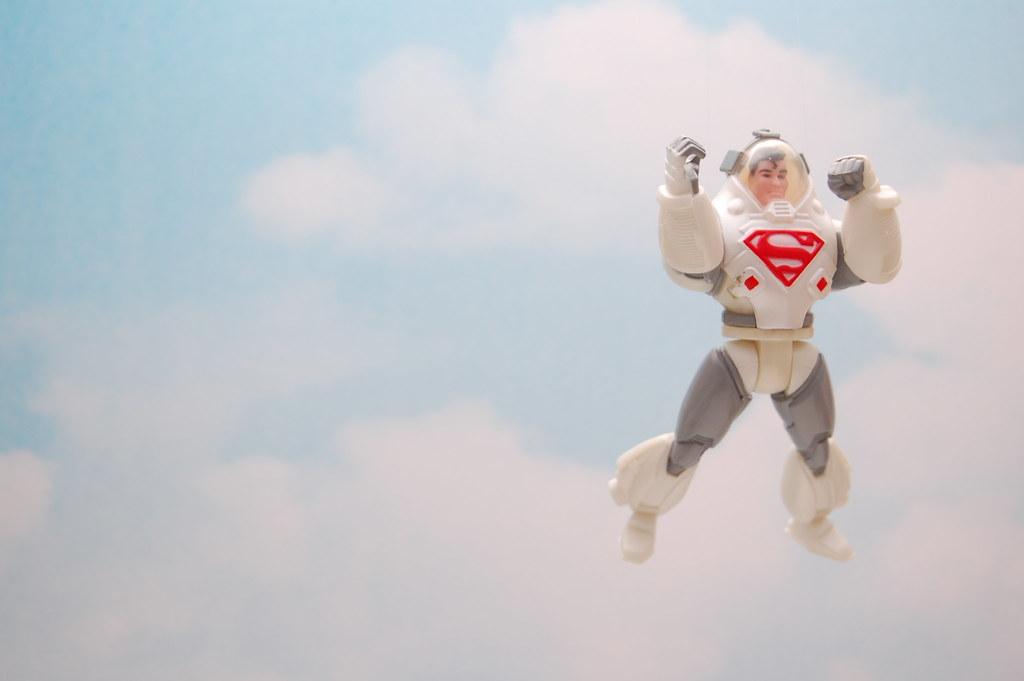"""Look! Up In The Sky!"""