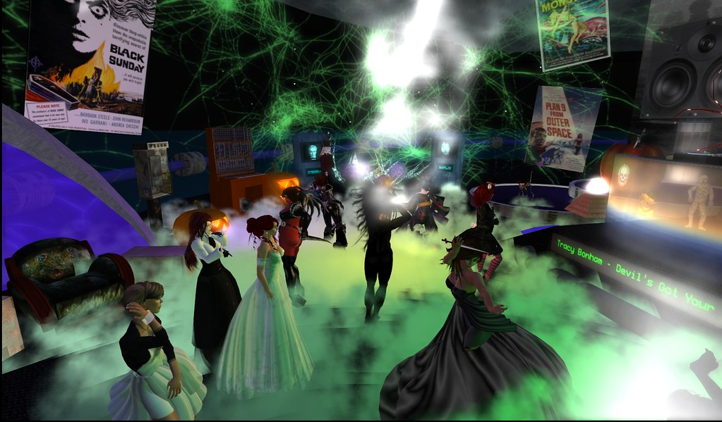 Halloween in July event at Fracture
