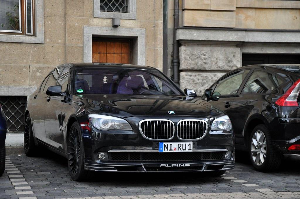 BMW Alpina B7 Bi Turbo