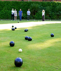boules, lawn game, sport venue, grass, individual sports, sports, recreation, outdoor recreation, ball game, lawn, ball,