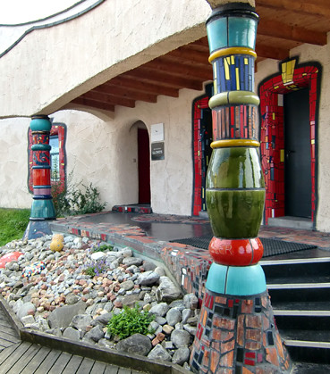 1000 images about hundertwasser on pinterest toilets. Black Bedroom Furniture Sets. Home Design Ideas