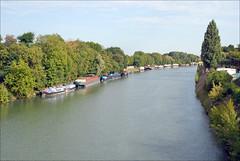 La Marne au pont de Maisons-Alfort