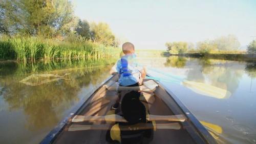 sunset river utah video paddle canoe sofigriffith milesgriffith canoeing benson paddling bearriver pinnaclestudio