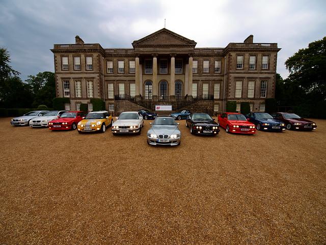 Ragley Hall Car Show