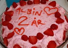 Albin 2 år