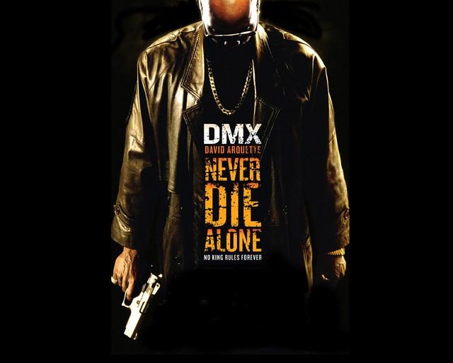 Header of Never Die Alone