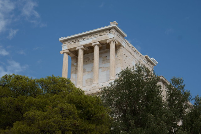 Temple of Athena Nike (Acropolis Athens)