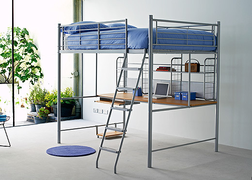 Bunk Bed With Crib Mattress