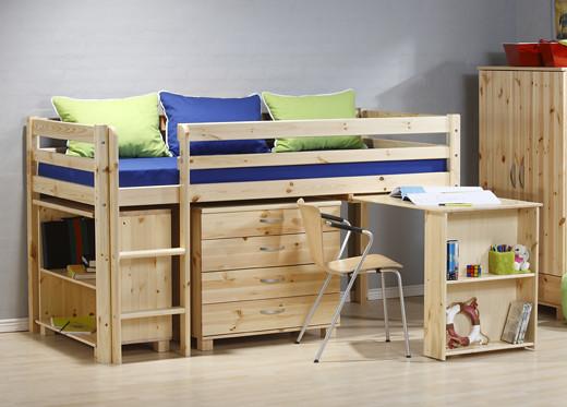 Pine Bunk Beds Uk