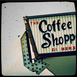 The Coffee Shoppe, Downtown Titusville
