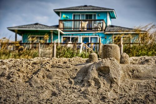 house beach nc sand nikon northcarolina sandcastle outerbanks emeraldisle hdr highdynamicrange d90 hdrphotography beachphotography outerbanksofnorthcarolina nikond90 beachbouse