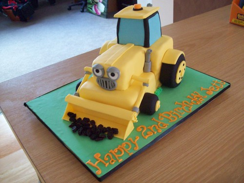 301 moved permanently for Digger cake template