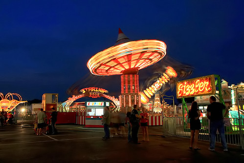 carnival night texas festivals clear midway grapevine grapefest thechallengefactory