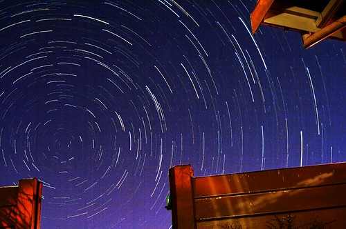 Windhoek Star Trail